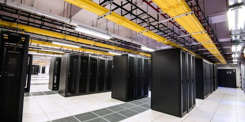 Interkoneksi Data Center